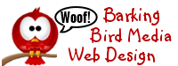 Barking Bird Media Web Design