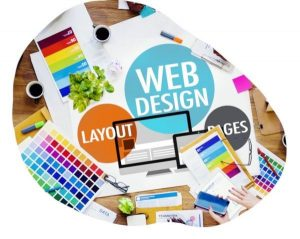 web design and layout
